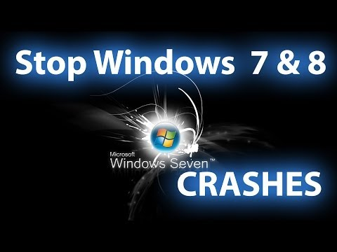 How to Troubleshoot Computer Crashes Using Windows