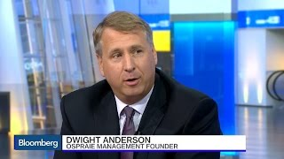 Diamond Stock Prices May Double in a Year, Ospraie's Dwight Anderson Says