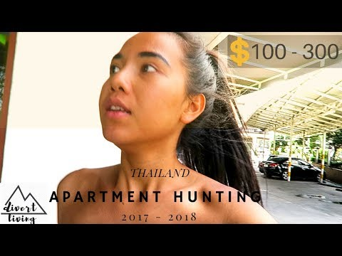 APARTMENT HUNTING IN CHIANG MAI THAILAND | HIGH SEASON |