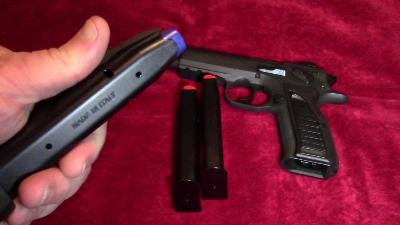 mec gar cz75 mags rock island armory map1 9mm pistol (tanfoglio