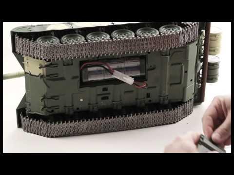 видео: 6. Окончание сборки и проверка (Танк Т-72)