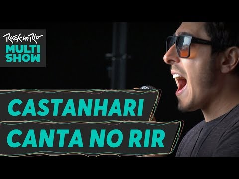 Rock in Rio   Felipe Castanhari canta Red Hot Chili Peppers