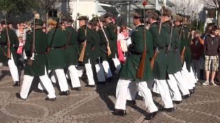 Schützenfest 2012 - Ehrenschießen und Parade