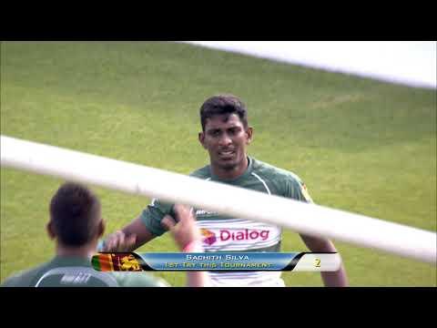 Sri Lanka V Afghanistan | FULL MATCH | Olympic Qualifier