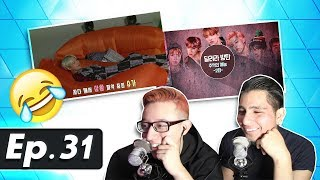 GUYS REACT TO BTS 'Run BTS' Ep. 31