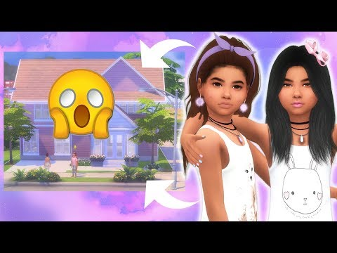 OUR NEW HOUSE! ? | THE SIMS 4 TEEN PREGNANCY HOUSE BUILD thumbnail