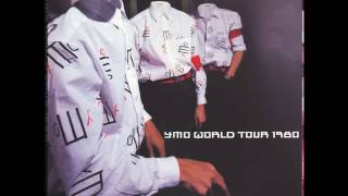 YMO WORLD TOUR '80 (07/11/1980 @ LA A&M THE CHAPLIN STUDIOS) サポー...