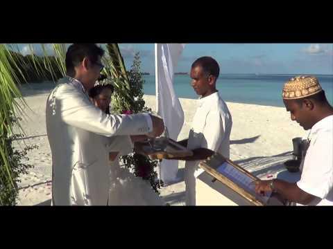 Masayoshi💞Yuriko   MALDIVES