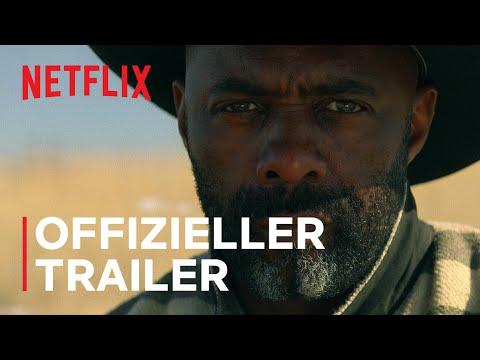 The Harder They Fall   Offizieller Trailer   Netflix