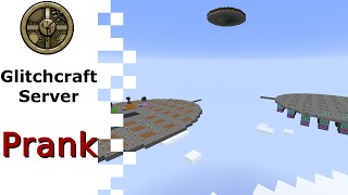 GlitchCraft - Disappearing Pizza - First Prank