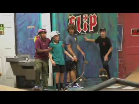 Above Board Skatepark Contest