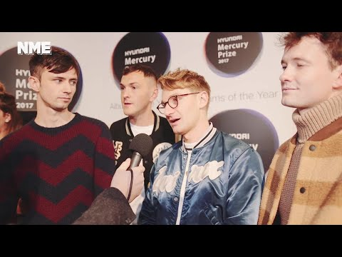 Glass Animals give their verdict on who will win the Mercury Prize 2017