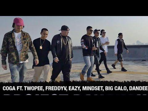 PROJECT BANGKOK - COGA feat. TWOPEE, FREDDY V, EAZY, MINDSET, BIGCALO & DANDEE