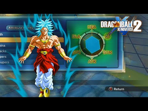 AMAZING SSJG Broly BUILD+Unbelievable Strength and Extra GOD like Power. Approved by Bandai Namco