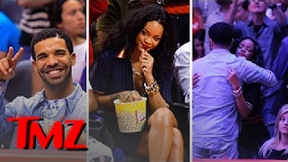 Rihanna & Drake -- SEPARATED! | TMZ