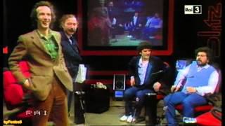 Benigni, Troisi ospiti di Gianni Minà (Puntata del 1982)