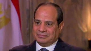 President El Sisi on how Egypt is fighting terror