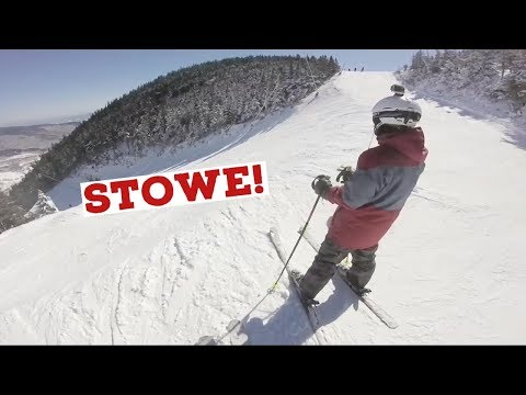 Stowe Skiing 2019