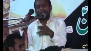 Zakir Nasir Abbas Joia Best  majlis 28 Rajab 2014 at Jhang City