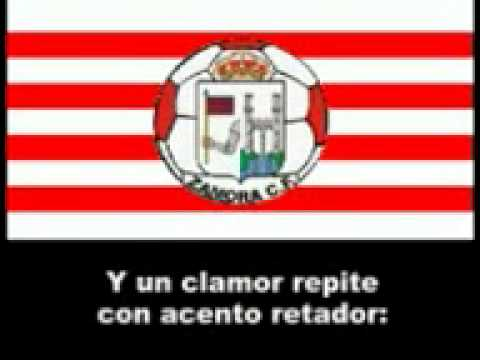 Himno del Zamora C F