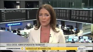 DAX: Inside Day / Anlagetipp: Visa