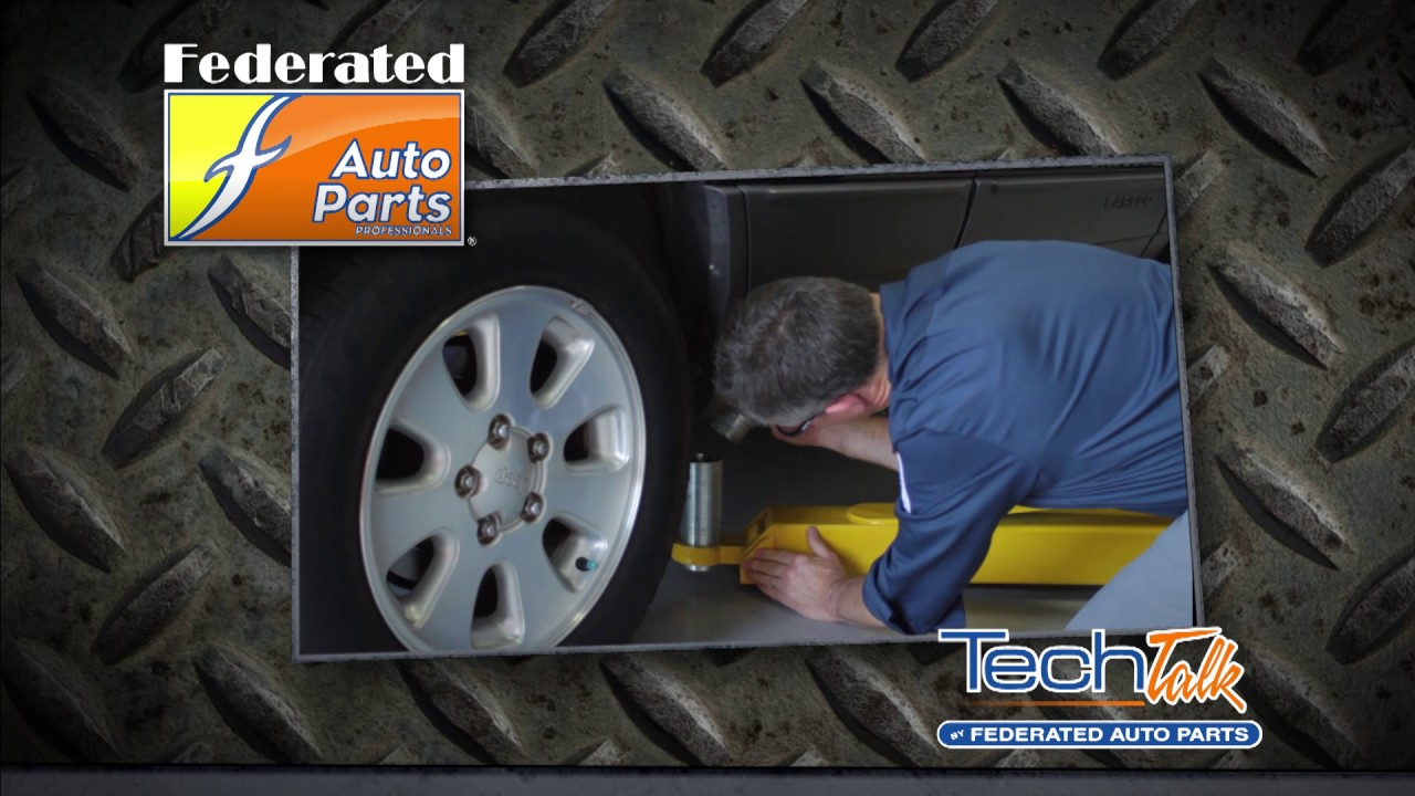 Federated Techtalk 78 Federated Car Care Youtube