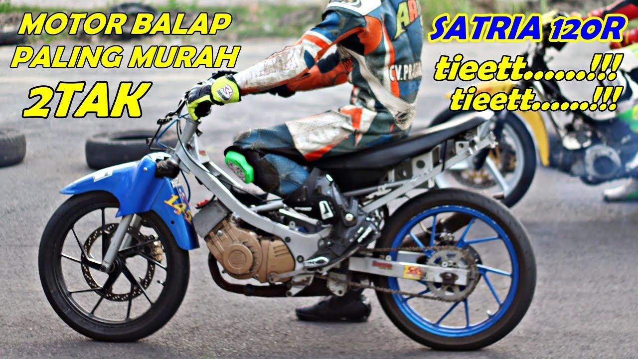 Gambar Motor Balap Satria Hiu Galeriotto