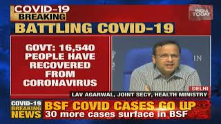 Coronavirus Live Updates: 37,916 Active Cases In India, 16,540 COVID-19 Patients Cured So Far