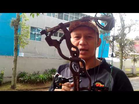 Hoyt Carbon Spyder ZT Turbo Compound bow by archery bukittinggi