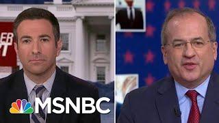 Melber Presses Clinton Prosecutor On Trump Mafia Mueller Attacks | The Beat With Ari Melber | MSNBC