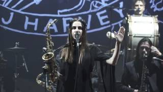 PJ Harvey - The Ministry of Defence @ Release Athens 2016