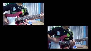 Atmosfera - Tak Tahu Malu (Lead & Rhythm Guitar Cover)
