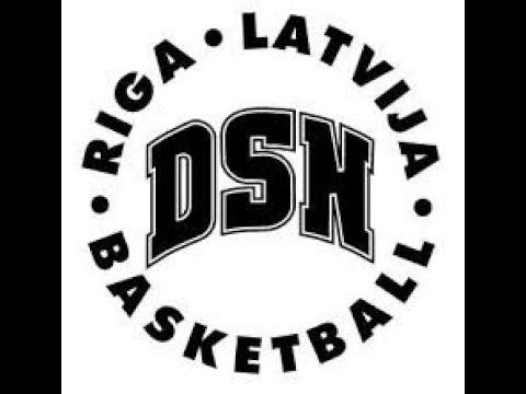 LJBL U-16 2018/2019 DSN/OZ vs Ogre