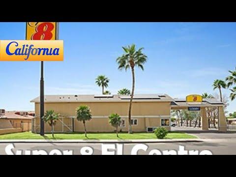 Super 8 El Centro, El Centro Hotels - California