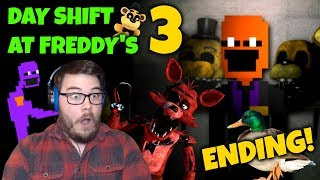 THIS GAME IS DUCKING AMAZING!! | Day Shift at Freddy's 3 (Livestream) #2