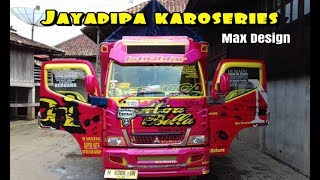 Download Video Truck Cakep Modifikasi #Jayadipa Karoseri ft Putri Erfani MP3 3GP MP4