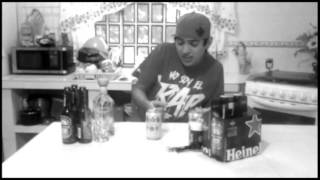 ALCOHOLISMO 'Vídeo Oficial' - Mc Spray
