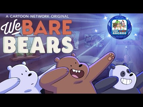 We Bare Bears: Boogie Bears - Use these Dance Routines at your next Party (Cartoon Network Games)