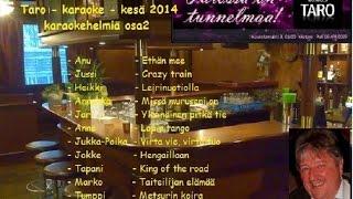 Taro - Karaoke - osa2 - Härmän JOKKE