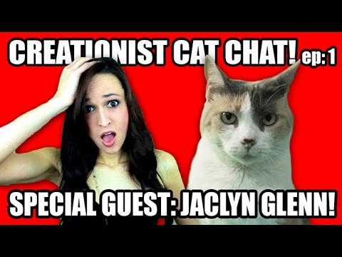 hqdefault creationist cat chat with jaclyn glenn! youtube