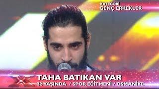 Taha Batıkan - Islak Islak Performansı - X Factor Star Işığı