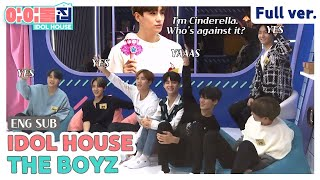 (Eng Sub) [IDOLHOUSE] EP.05 THE BOYZ Full Ver I 아이돌집 I 더보이즈