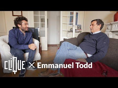 """""""La revendication de la laïcité, c'est l'autre nom de l'islamophobie"""", Emmanuel Todd"""