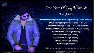 JEE NA PAOGE | GAG N THE SKY | AUDIO JUKE BOX | FEATURING VARIOUS ARTIST | GAG N MUSIC  2020 SONGS