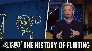 Story Time with David Spade: What Flirting Used to Be Like & More - Lights Out with David Spade