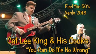 Cat Lee King and his Cocks - You can do no wrong