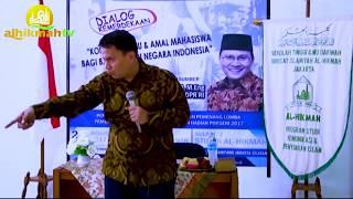 Download Video ALHIKMAH TV - Mardani Ali Sera - Jangan Diam, Bergeraklah ! MP3 3GP MP4