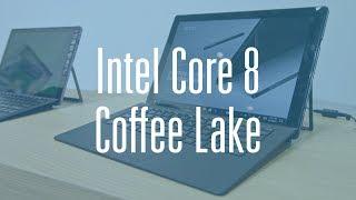 Новинки на Intel Core 8-го поколения
