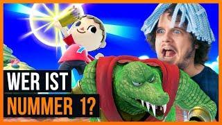 Das ALLE KÄMPFER DUELL - Smash Bros Ultimate