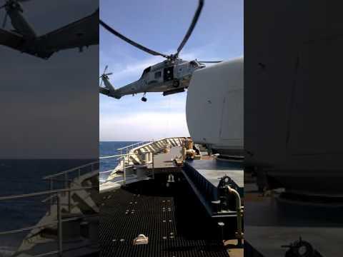 Hellenic navy sea hawk